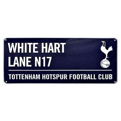 Tottenham Color Street Sign - 16in x 7in