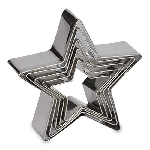 star fondant cutter - 6