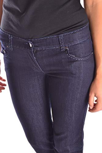 Bleu Fendi Mcbi16346 Jeans Coton Femme wqxvvSHzf