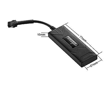 tiempo real a prueba de agua Localizador anti-robo GPS CAR cami/ón Rastreador GPS 120 d/ías de GPS de seguimiento TKSTAR Rastreador GPS