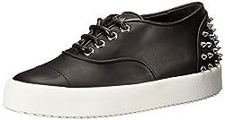 Giuseppe Zanotti Women S Rs6134 Fashion Sneaker Birel Nero 7 M Us