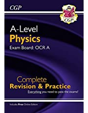New A-Level Physics: OCR A Year 1 & 2 Complete Revision & Practice with Online Edition (CGP A-Level Physics)
