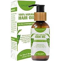 Hair Oil-100% Natural Organic Herbal Hair Growth Treatment-For All Hair Types(100&200ml)