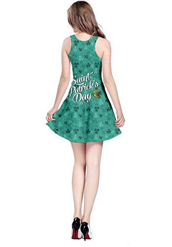 CowCow - Robe - Femme vert Green -  - X-Small