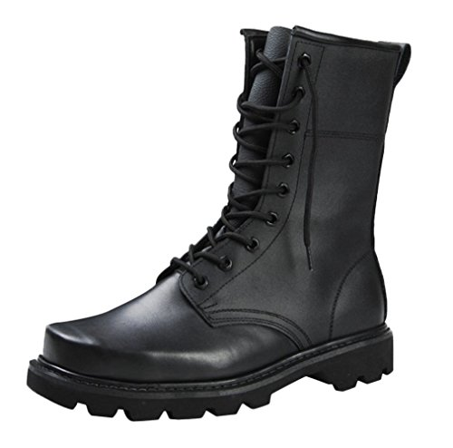 Desert Liveinu 43 Up Work Boot Lace Ankle Combat Men's Military rR61YqwR
