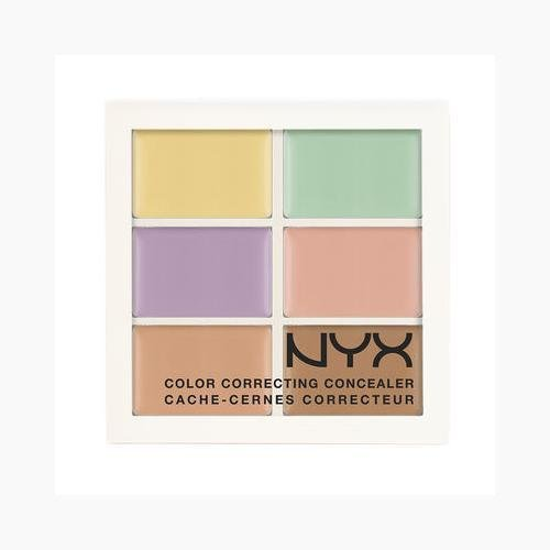 NYX Conceal Correct Contour Palette 3CP04 Correcting (0.05 (0.05 Ounce Model)