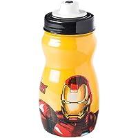 Plasútil 006200-768 Garrafa Squeeze 300 Ml Avengers Amarelo/Preto