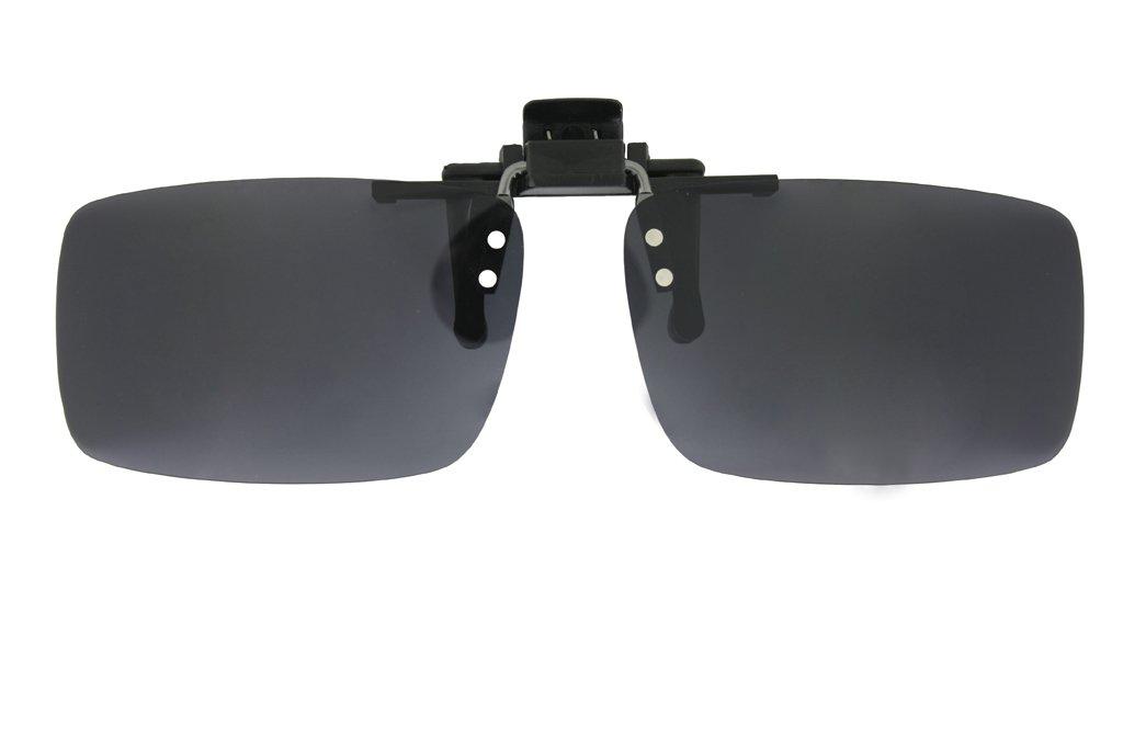 Flip Up Clip On Gafas de sol para gafas con UV400 de ...
