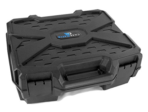 1550 Hard Case - Durable and Secure Projector Hard Case by CASEMATIX - For Dell P318S / 1550 / 1650 / 1450 / 4350