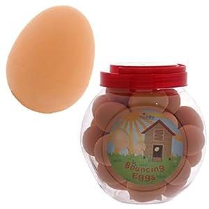 Huevo que rebota