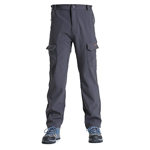 mens-insulated-fleece-lined-soft-shell-pants-water-repellent-wind-resistant