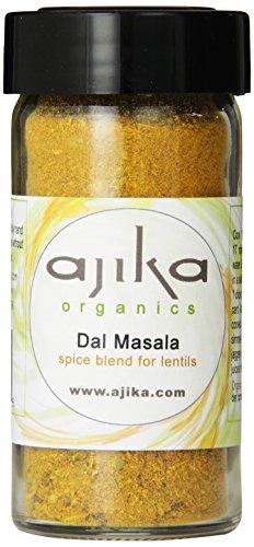 Ajika Organics Dal Masala, Spice Blend for Lentils, (Dal Masala Spice Blend)