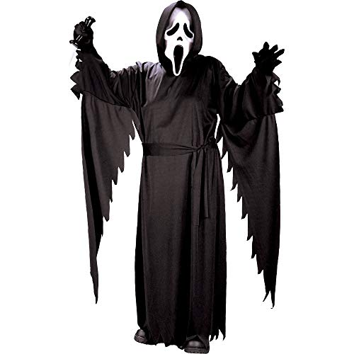 FunWorld Women's Teen Scream, Black, One Size Costume -