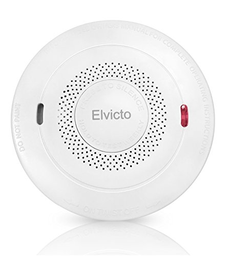 Combination Smoke and Carbon Monoxide Detector 10 Year Battery...