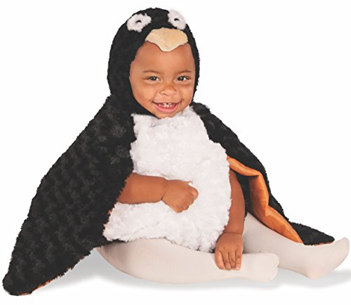 Rubie's Baby Penguin Costume, As Shown, Infant