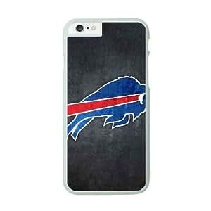 Boast Diy iPhone 6 Plus White cell phone case cover Buffalo Bills NFL Hard cell phone 36dvCwIEGi4 case cover Fashion