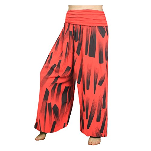 Pantalón a9 para Rot Glamexx24 mujer dCqwPnOO