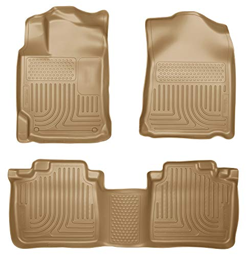 Husky Liners Front & 2nd Seat Floor Liners Fits 13-15 ES300h, 13-17 ()