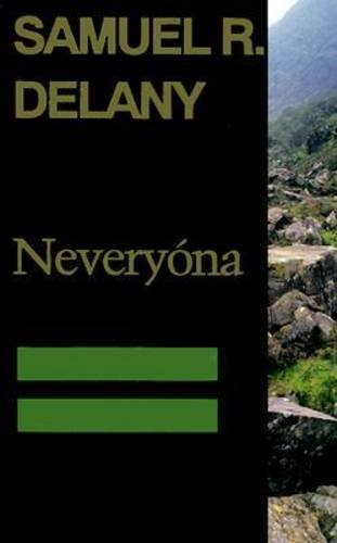 book cover of Neveryona