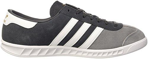Grey Gris Grey Hombre Zapatillas Ftwr Solid White Dgh para Adidas Hamburg yZIqvv