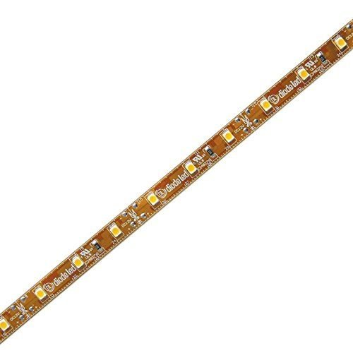 Diode LED DI-0001 FLUID VIEW 3528 SMD 16.4ft WW 2700k High Performance Luxury LED Light Strips by Diode LED (Image #1)
