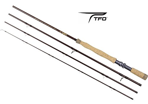Tfo Fly Rod Blanks (Temple Fork Outfitters Esox Series Fly Rod, 1090-4)