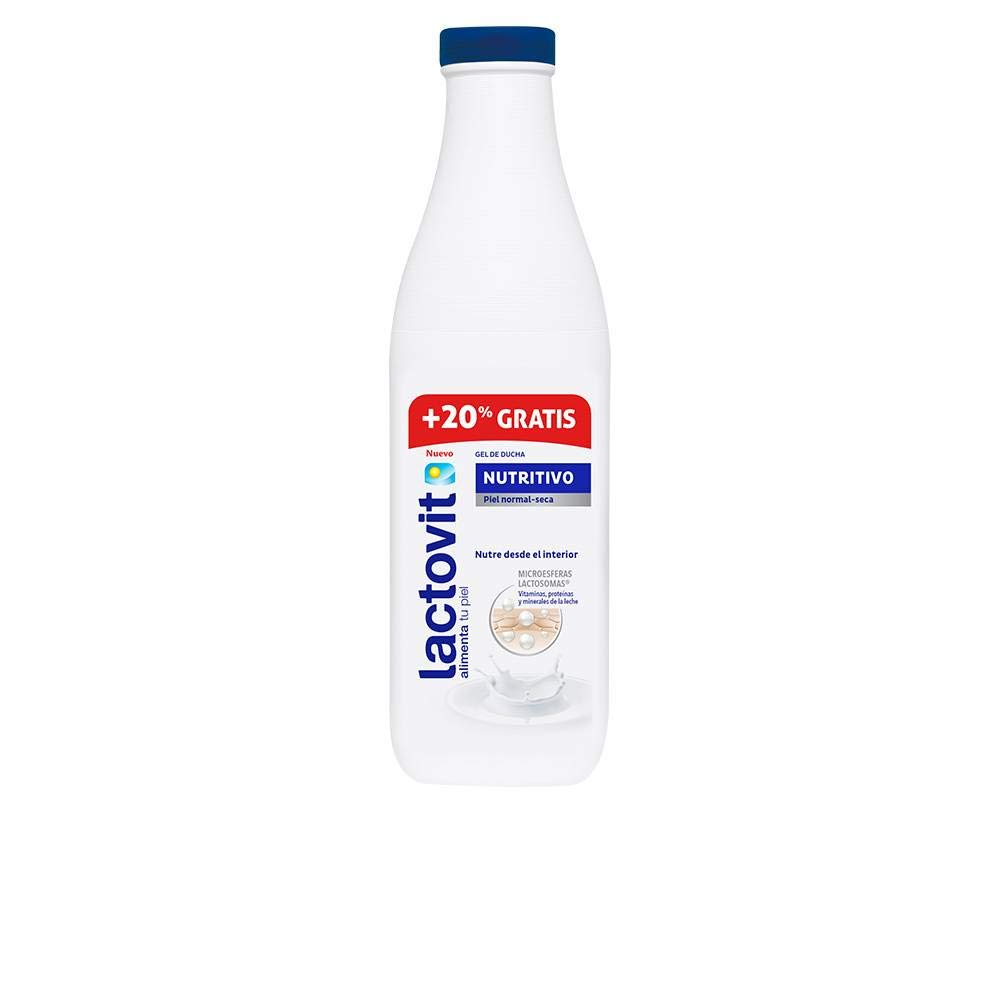 Lactovit - Gel De Baño 600 ml (+ 120 ml) product image