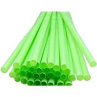 labelle table Verpakkingseenheid met 250 biologisch afbreekbare eco-rietjes. Lengte: 23 cm, diameter: 6 mm. Rechtlijnig…