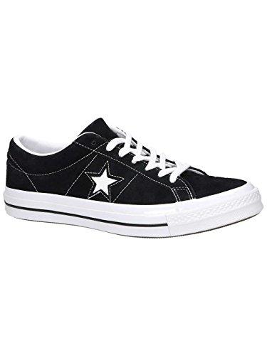 CONVERSE Uomo scarpa sportiva, color Nero, marca, modelo Uomo Scarpa Sportiva ONE STAR OX Nero