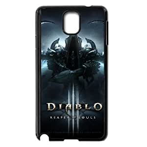 games Diablo 3 Reaper Of Souls Samsung Galaxy Note 3 Cell Phone Case Black 91INA91349378