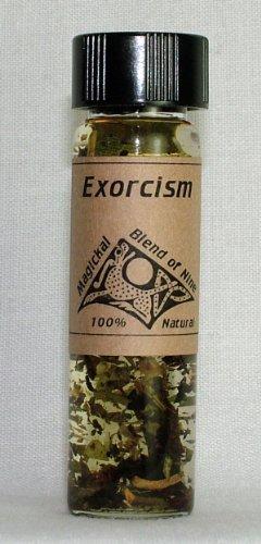 (Exorcism Magickal Oil)