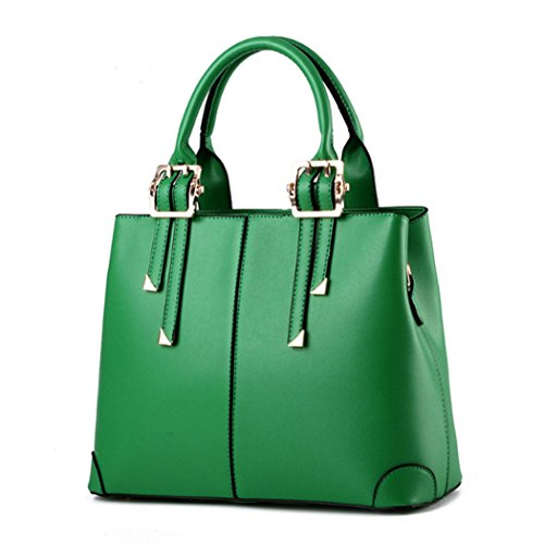Poignée Supérieure Fourre Sac Sacs Main Bandoulière Kangxi Messenger Green À tout OqwSxBHX7H