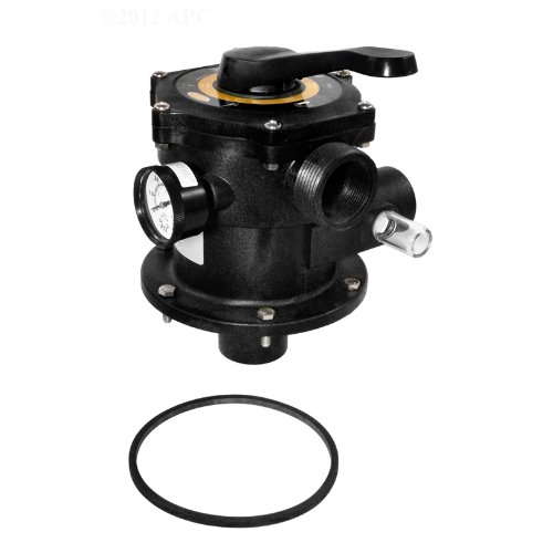 Jacuzzi Cantar Laser Sand Filters - DVK-7 Valve kit by Cantar