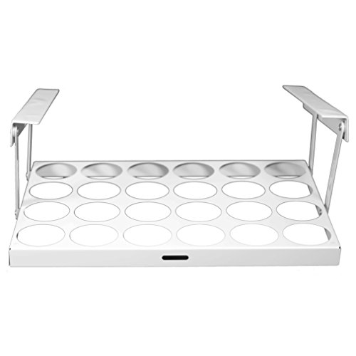 Coffee Keepers Under Cabinet Coffee Pod Holder by Coffee Keepers