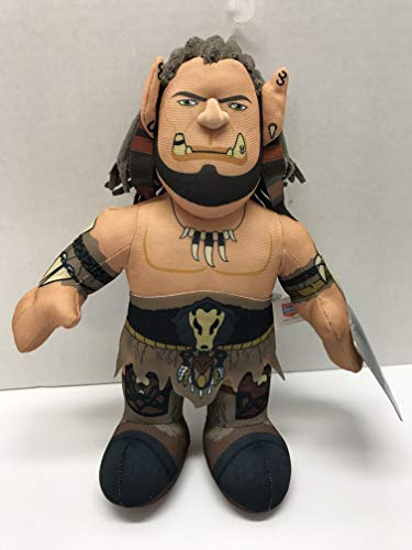 World of Warcraft Durotan Plush Figure