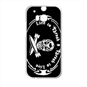 Darkest hour Cell Phone Case for HTC One M8