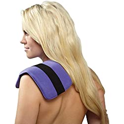 "ThermiPaq Shoulder Ice Pack and Hot Cold Pack For Injuries - Elbow, Ankles, Back and Knee Ice Pack, Medium (6""x12"")"