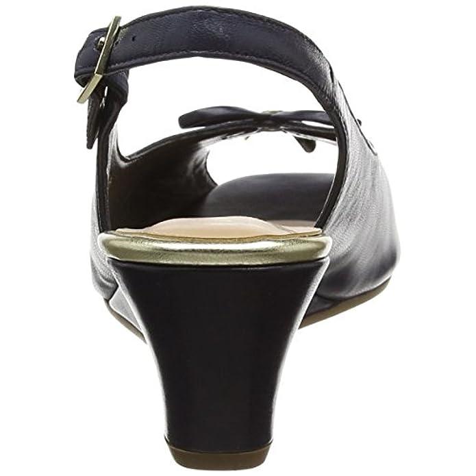 Scarpe E Borse Da Donna Sandali Van Dal Oxley Con Tacco Cinturino A T