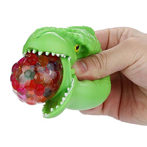 Gbell Kids Squeeze Dinosaur Ball Toy,Dino Squishies Toy