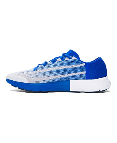 Under Armour Donna Speedform Velociti Glacier Grey / Ultra Blue / White
