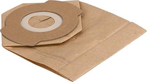 Zubeh/ör f/ür Staubsauger EasyVac 3 Bosch 5x Papierfilterbeutel