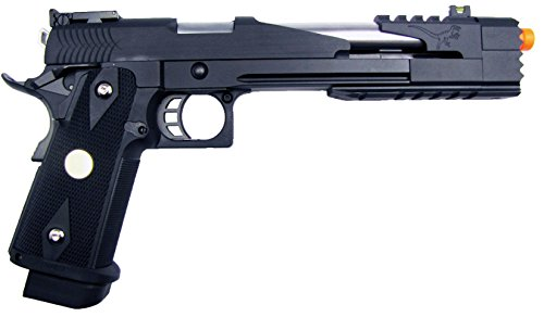 we hi-capa 7 dragon gas/co2 blowback full metal(Airsoft Gun)