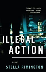 Illegal Action (Liz Carlyle Novels Book 3)