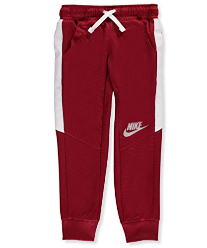 NIKE Little Boys' Joggers (Sizes 4-7) - Tough Red, 6