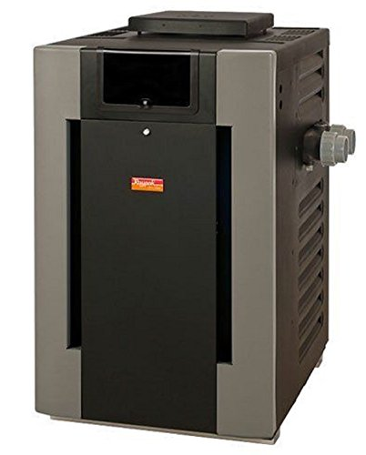Raypak 009195 PR406AMNC49 406000 BTU Millivolt Natural Gas Pool Heater