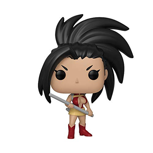 Pop! Figura De Vinil Animation My Hero Academia - Yaoyorozu