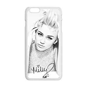Cool Painting Miley cyrus Phone Case for Iphone 6 Plus wangjiang maoyi