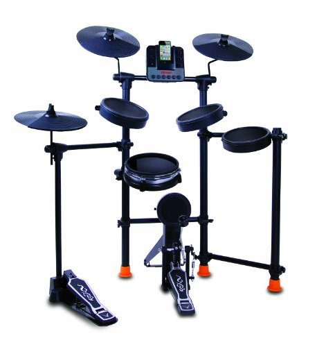 Jammin Pro IROCKER 15-Piece Drum Set [並行輸入品]   B07M6D152F