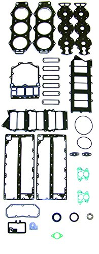 YAMAHA V6 90° EFI 6 Cyl. Complete Power Head Gasket Kit WSM 500-350 OEM# 67H-W0001-00-00 ()