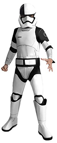 Rubie's Star Wars Episode VIII: The Last Jedi, Child's Deluxe Executioner Trooper Costume, Small]()